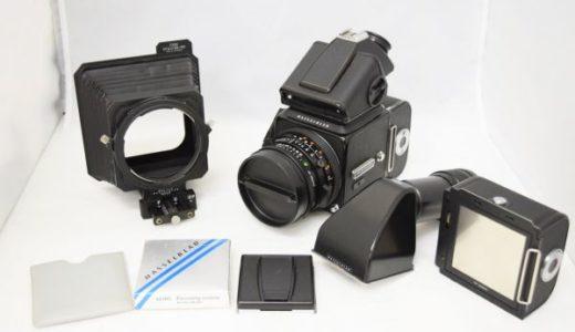 HASSELBLADハッセルブラッド500CM/Carl ZeissPlanar80mm1:2.8Tの買取価格