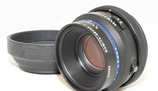 マミヤMAMIYA-SEKORセコールZ110mm1:2.8W中判カメラレンズの買取価格