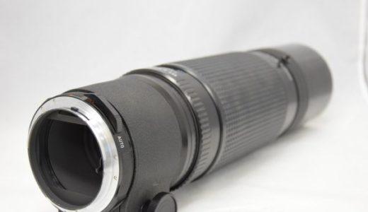 ペンタックスsmcPENTAX-A67 500mm1:5.6の買取価格