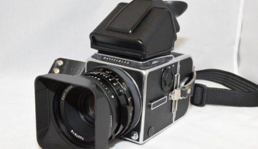 HASSELBLADハッセルブラッド503Pro-X / 503CX+Planar80mm+A12プリズムファインダー付きの買取価格