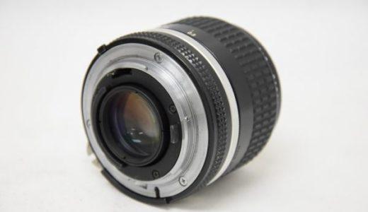 NikonニコンNIKKOR35mm1:2レンズの買取価格