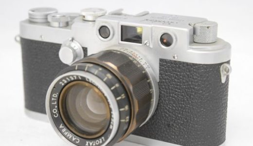 Leotaxレオタックス エリート/LEONON 50mm1:2 5cmフィルムカメラの買取価格