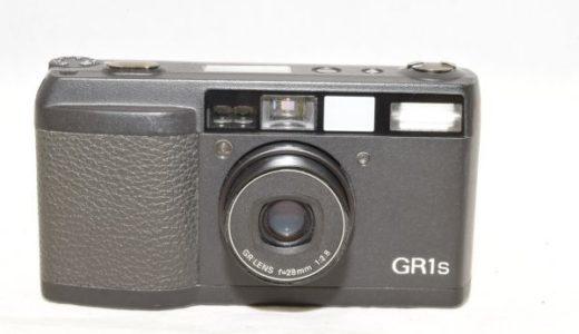 RICOHリコーGR1s GR LENS 28mm 1:2.8コンパクトフィルムカメラの買取価格