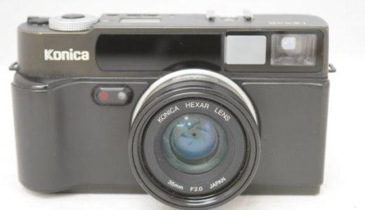 KonicaコニカHEXARヘキサー35mm1:2フィルムカメラの買取価格
