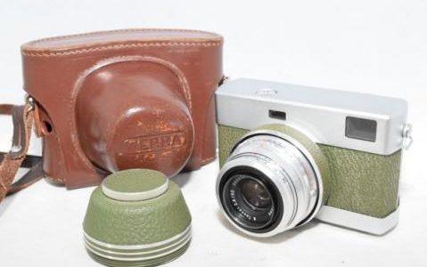 Werra I ヴェラ Carl Zeiss Jana Tessar 50mm 1:2.8の買取価格