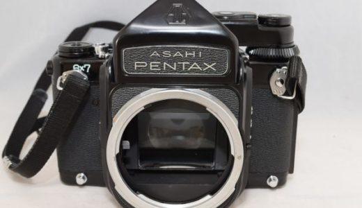 ペンタックスPENTAX6×7中判カメラ/Super-Multi-Coated TAKUMAR/6×7 105mm 1:2.4の買取価格
