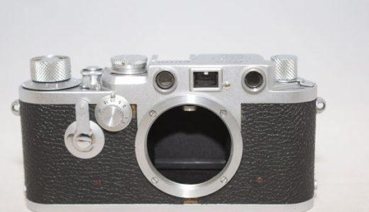 LeicaライカⅢf 3fの買取価格