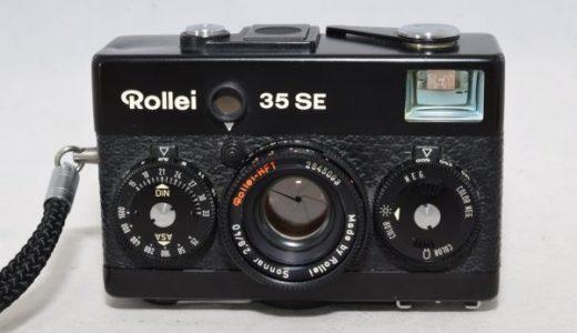 Rolleiローライ35 SE Sonnar 40mm 1:2.8の買取価格