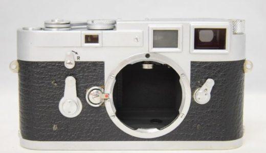 LeicaライカM3ボディの買取価格・M3お売りください