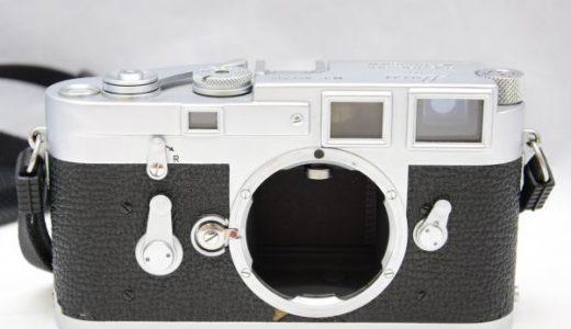 LeicaライカM3ダブルストローク ボディの買取価格
