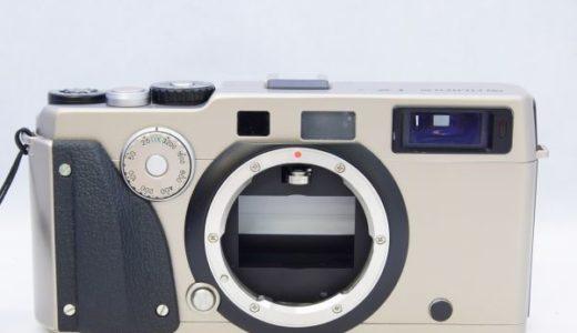 FUJIFILMフジフィルムTX-1の買取価格・35mmフィルムカメラ