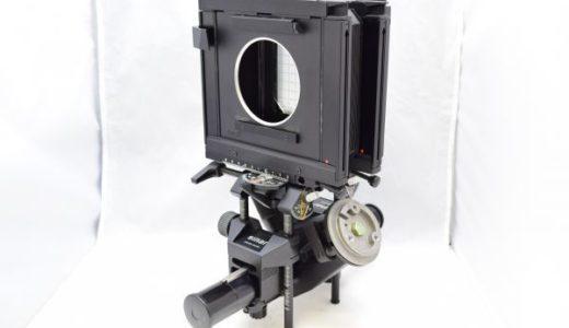 sinarジナー4×5大判カメラの買取価格