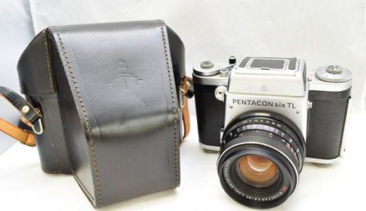 ジャンク品扱い・PENTACON sixTLペンタコンシックスTL・MC BIOMETAR 80mm 1:2.8の買取価格