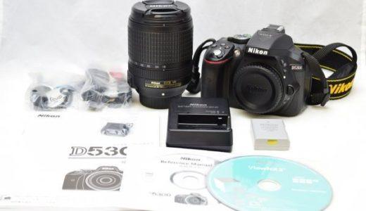 NikonニコンD530018-140 VR レンズキットの買取価格