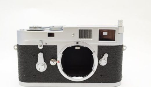 【横浜市から買取】LeicaライカM2ボディ